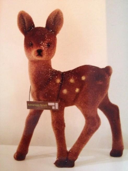 Christmas Bambi