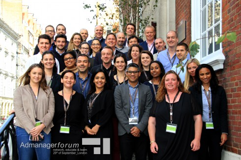 Group Photo Publisher Forum September 2016